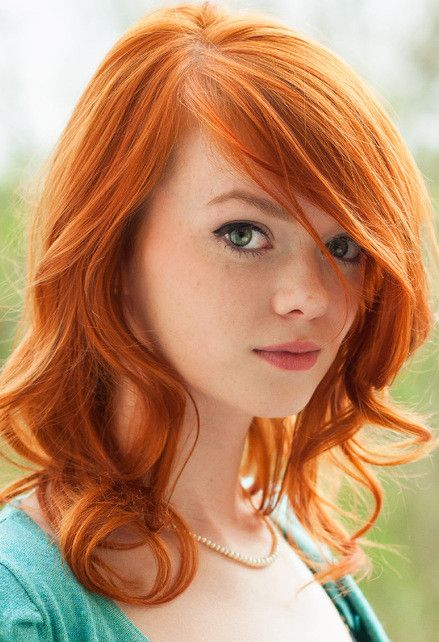 Cheveux Roux - Copper Hair