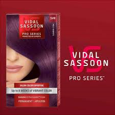 Vidal sassoon, london luxe, le coloriste ludovic