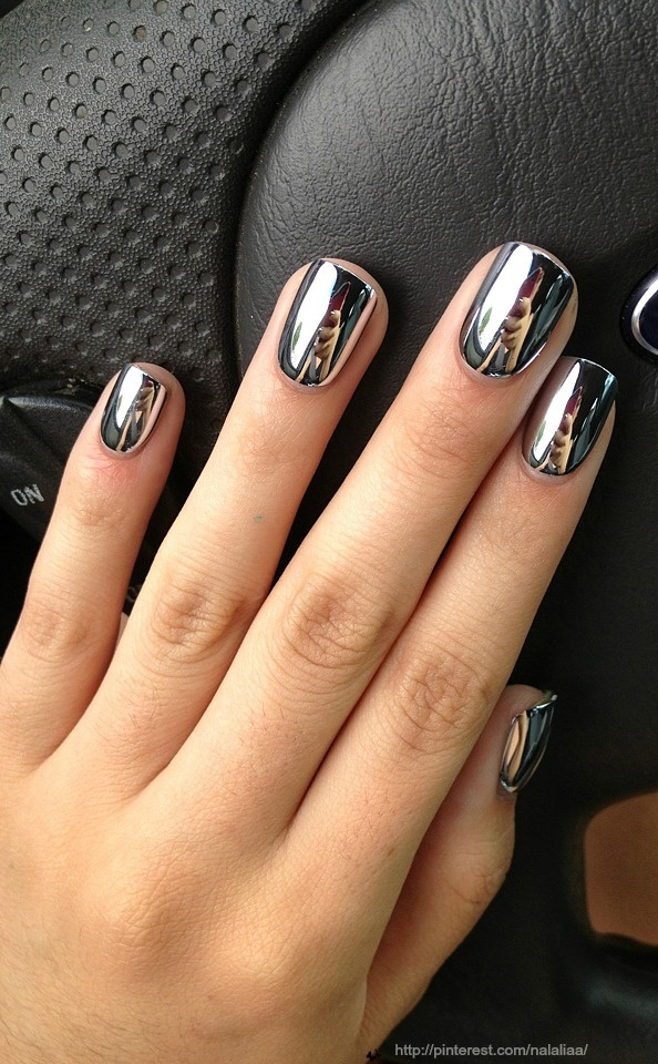 faux ongles tendance hiver 2014