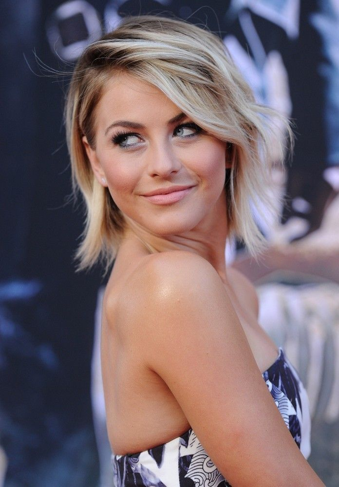 les cheveus roses de julianne hough, le coloriste