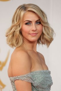 les cheveux roses de julianne hough, le coloriste