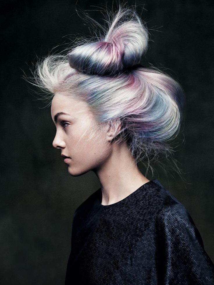 15 Most Beautiful Pastel Colors New Haircolor By Ludovic Le Coloriste