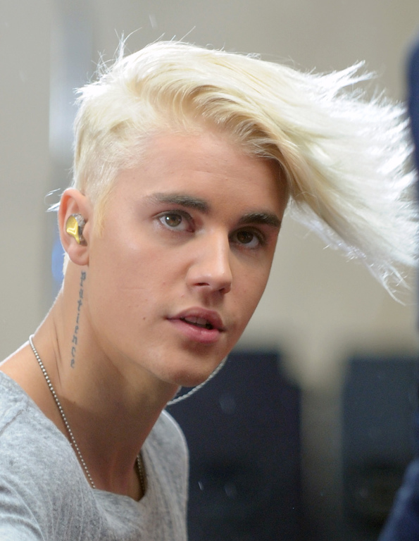 The real reason behind Justin Bieber's new haircolor, the colorist