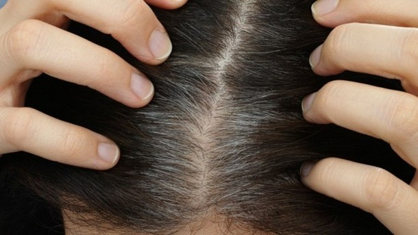 Scientists identify grey hair gene for first time, le coloriste