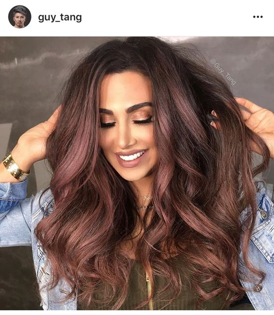 50 incredible ideas to succeed your balayage in 2017, lecoloriste