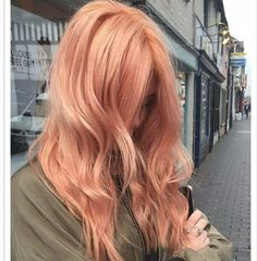 Blorange Is The Latest Hair Color Trend To Sweep Instagram — & It's Even Better Than Rosé,lecoloriste