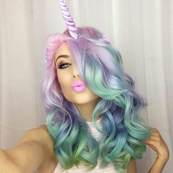 Before To Achieve Your Unicorn Hair Read This