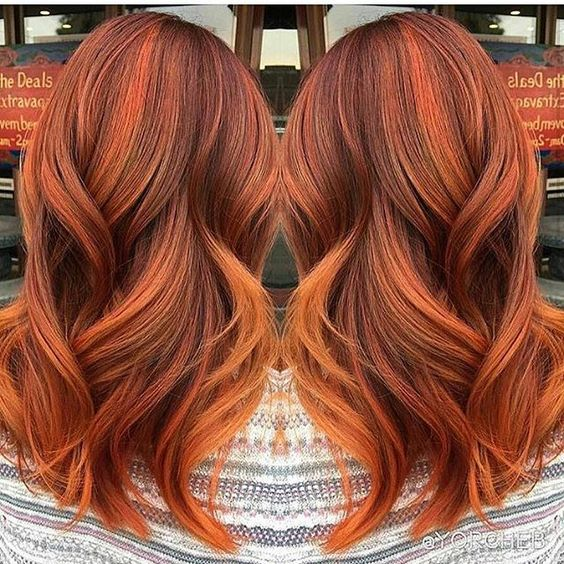 20 Inspiring Hair Colors for Your Fall 2017, lecoloriste