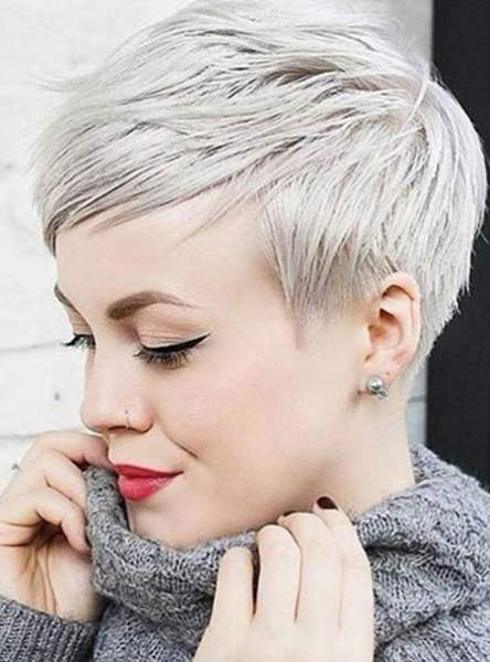 The perfect haircolor for your short haircut, lecoloriste
