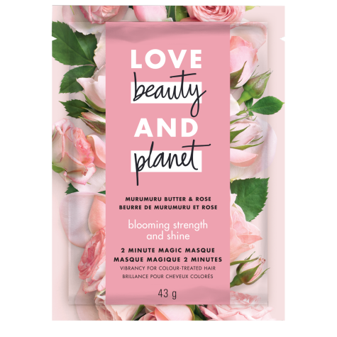 produits capillaires Love Beauty and Planet, lecoloriste